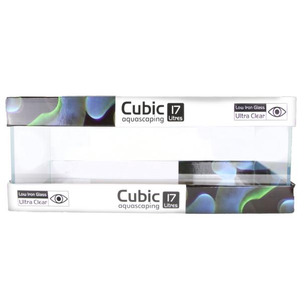 BLAU Cubic Aquascaping 17 Liter Shallow Flachbecken