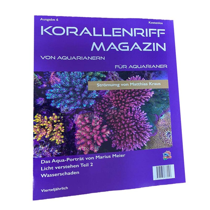Korallenriff Magazin Ausgabe 6