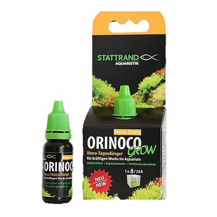 OrinocoGrow nano daily Tagesdünger für Nano-Aquarien