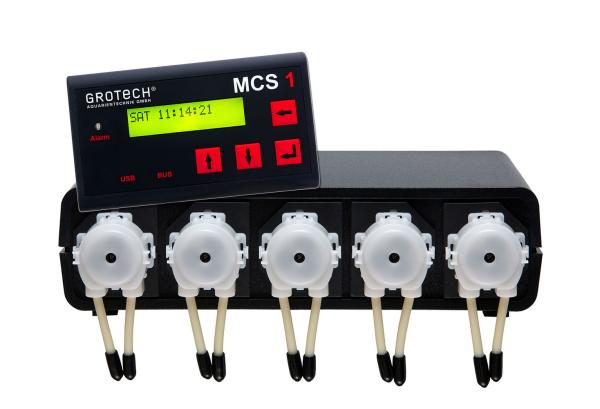 Grotech MCS 1 - Set mit EP5-MCS