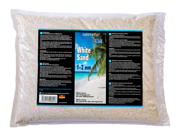 Grotech White Sand 1-2mm
