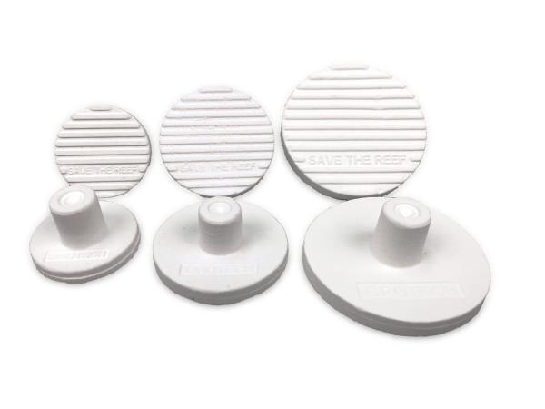 Grotech Ceramic Frag Plugs