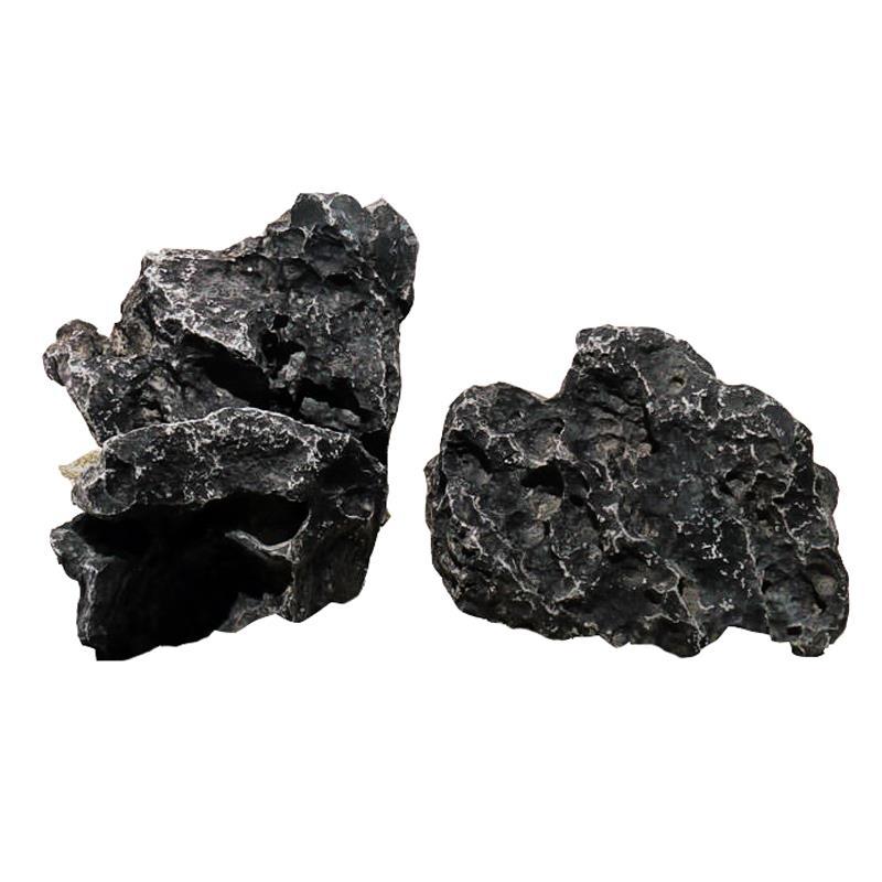 OrinocoDeco Minilandschaft Stein, Seiryu dark 1kg