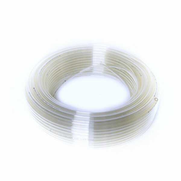 STATTRAND pressure resistant CO2 hose clear 1m
