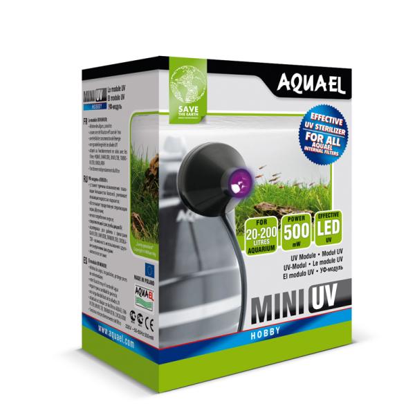 AquaEL UV Lamps Sterilisator UV mini 0,5 W