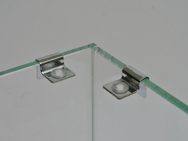Stainless Steel Hooks 3mm / Halterung für...