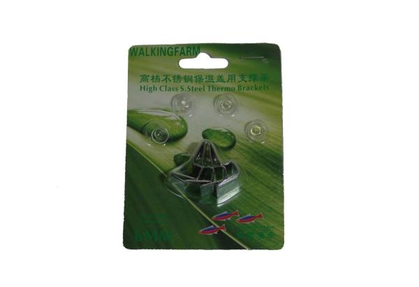 Stainless Steel Hooks 3mm / Halterung für Abdeckscheiben