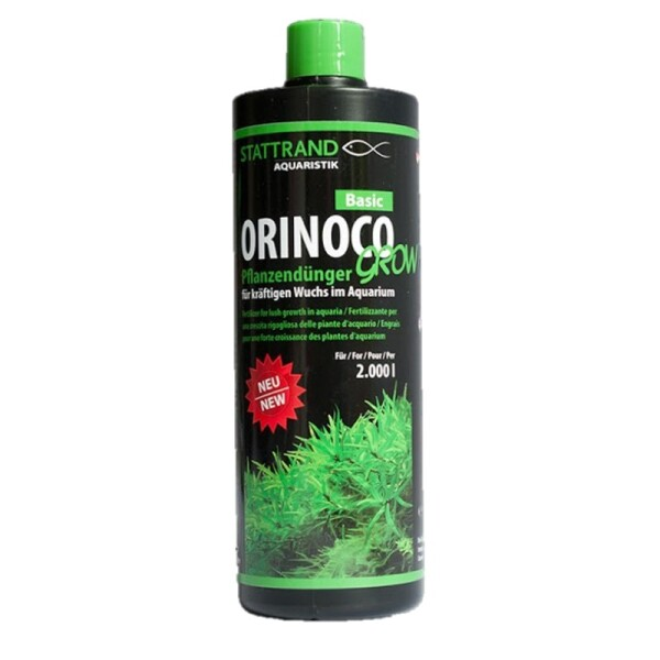 OrinocoGrow basic Eisen-Volldünger 0,5 L