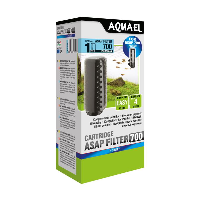 AquaEL Filterschwamm ASAP 700 PHOSMAX (Behälter)