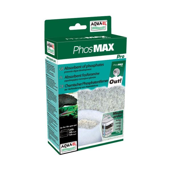 AquaEL filter media PhosMax Pro 3x100 ml