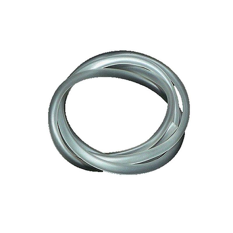 CO2 silicone hose 4/6mm, semitransparent, 1m