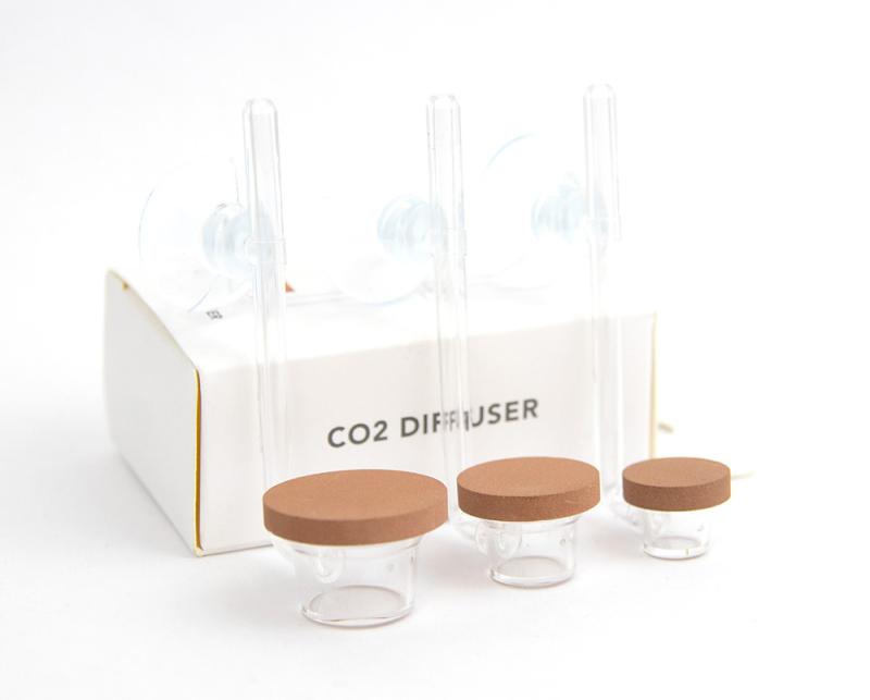 Twinstar Co2 Diffusor L Acrylglas